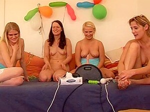 German Babes Test Sex Toys