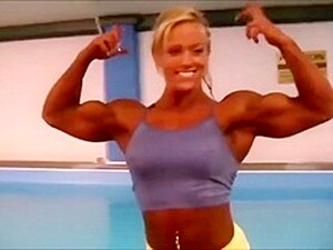 Ultimate Muscle Cindy Phillips