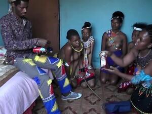 Afrikalı pornosu,Gerçek