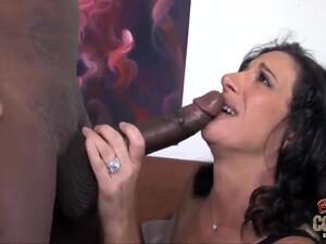 Melissa Monet Hot Milf Get Fucked By Black