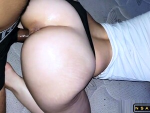 PAWG GETS FUCKED BY BBC AFTER NIGHT OUT CLUBBING