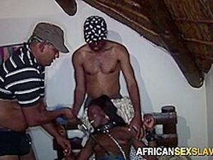 Afrikalı pornosu,BDSM,Büyük yarrak,Şaplak,Bağlanmış
