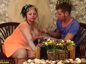 Sexy Bbw Monster Boob Girlfriend Fucked