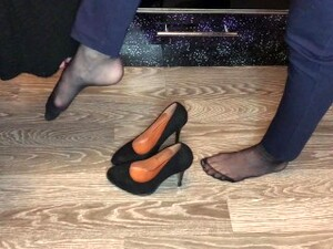 Amatörler,Dominasyon,Ayak,Kadın dominasyonu,Ayakkabı