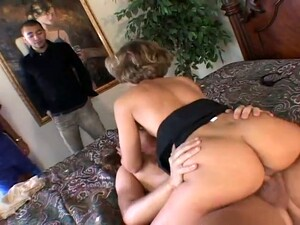Bionca Seven Is The Type Of Whore That Needs An Audience And She Fucks Like Mad