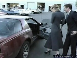 Vanessa Chase Tempts A German Spy And Lets Him Fuck Her Bum
