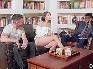 Wife Fucks Therapist In Front Of Husband