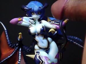 Megahouse Astaroth Figure Bukkake