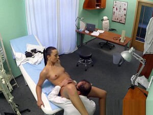 Dicksucking Nurse Gets Fucked Until Cumshot