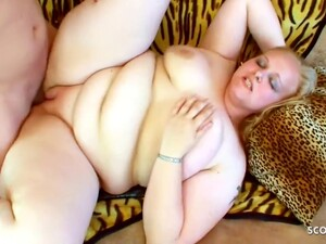 Chubby Bbw Teen Lisa Rough Fuck By Small Guy For Cash