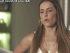 Adriana Esteves - Segundo Sol Lioncaps 05-03-2019-10
