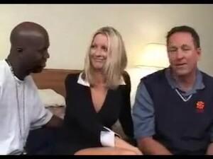 Husband Watches Wife Getting Gangbang