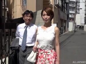 Пара,Японское порно,Жена