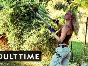 ADULT TIME Cheating Housewife Fucks Her Neighbor - POV Of Serene Siren