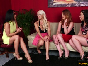 Fine CFNM Leads The Hot Amateur Woman Do Crazy Things