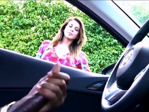 I Was Caught Jerking Off By A Hot Teen In My Own Car