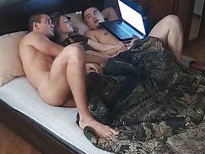 18-19 anni,Tedesco,Sesso di gruppo,Porno casalingo,Uomo-Uomo-Donna
