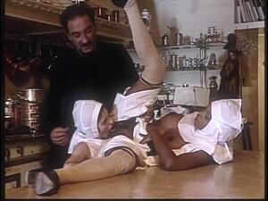 Cum Over Nuns (1997) Restored With Yves Baillat, Sabine Fleischer And Juanita Dacosta
