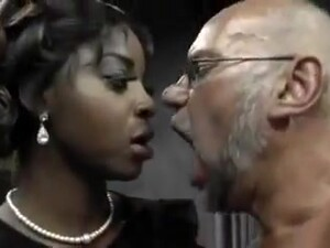 Old Man Loves Abusing The College Girl