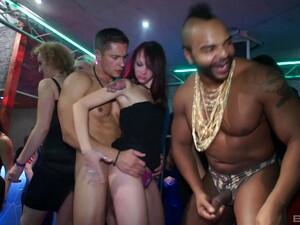 Оргия,Вечеринка