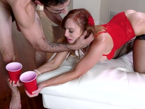 After Oral Sex Dani Jensen Is Ready To Take A Cock Deep Inside Her Cunt