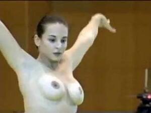 Sexy Romanian Gymnast Compilation