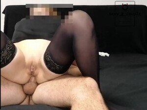 Best Anal Cowgirl Ever.Great Anal Ride And Creampie.
