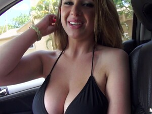 Yummy Brooke Wylde Gets Banged Hard In A POV Video