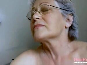 Бабуля,Волосатые