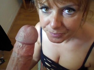 Very Horny Teen Suck Dry Her Stepbrother Pov And Swallow All His Cum Part2