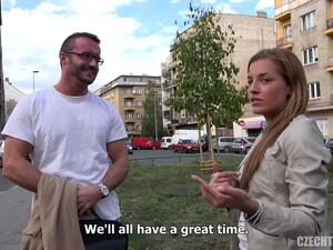 Pornô checo,Ao ar livre,Magras