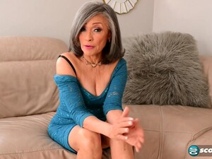 Kokie Del Coco Is A Mature Woman Being Filled