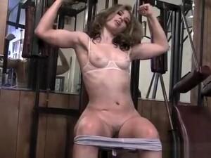 Sexy Gym Nakedness