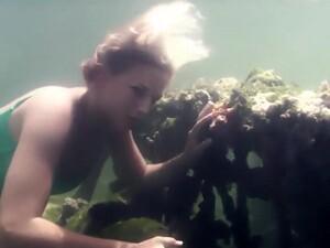 Engraçado,Debaixo d'água