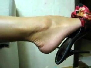 Feet In High Heels 2
