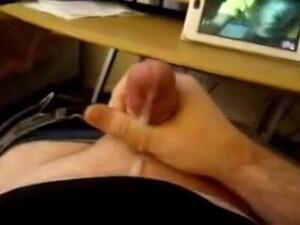 New Years Cumshot, Many Videos To Cum