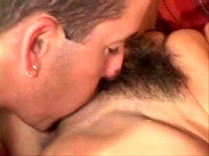 Hairy Mature Fucked By A Young Guy