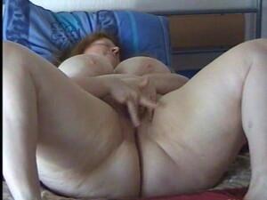 Fat Lady Fingring