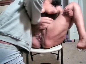 Step Dads Brother Wanted To Eat My Pussy I Shook And Put Cum In His Mouth Shaking Orgasm