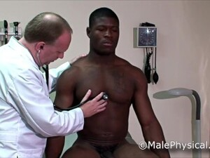 Muscle Athlete Medical Physical Exam Doctor