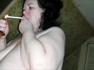 娼妓,吸烟
