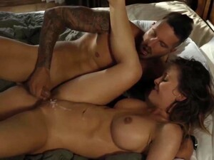 Naughty Cheating Couples Passionate Intercourse Behind Spouses Back