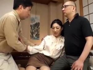 Horny Japanese Model Marina Matsumoto In Fabulous Cuckold, Cunnilingus JAV Scene