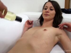 Casting,Porno Tchèque,Vue subjective