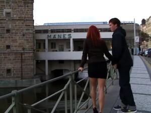 Girl Copulates Boyfriend Strapon
