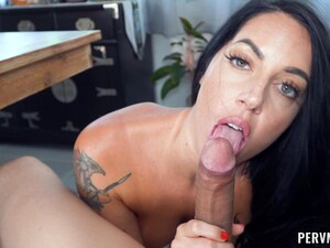Amateur Fuck Video With Fake Tits MILF Lilith Morningstar