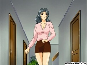Hentai Girls Gets Ass Toyed
