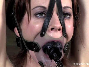 Lady In Leather Will Do Anything To Make Her Stallion Happy