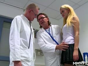 医生,双肛交,双龙入洞,自然,制服