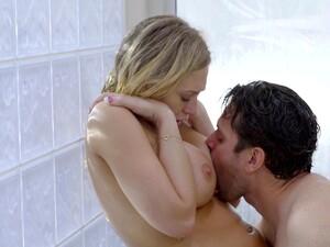 淋浴,奶交,湿身